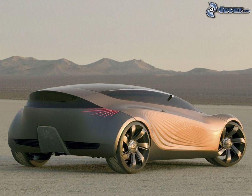 Mazda Nagare, Konzept