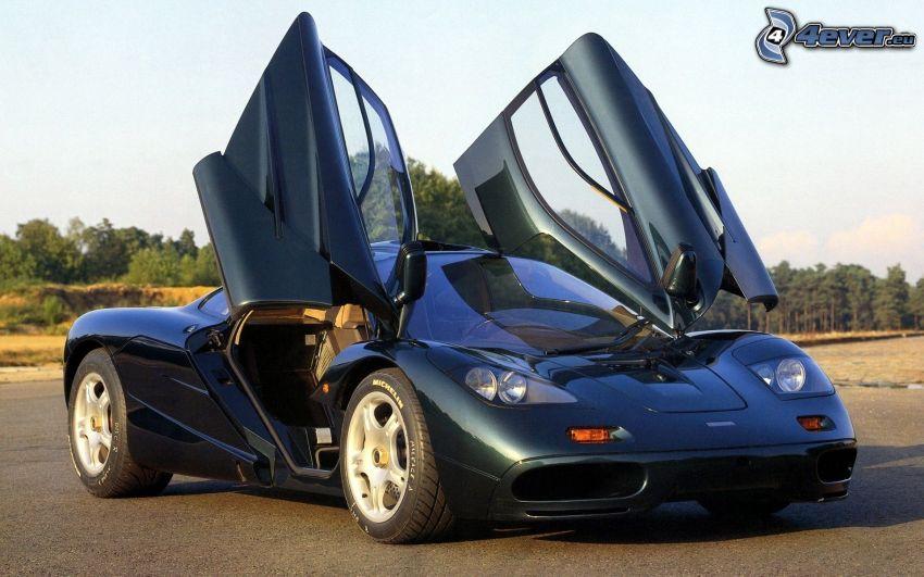 McLaren F1 Azul, Tür