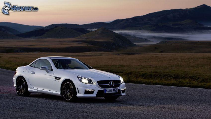Mercedes-Benz, Berge