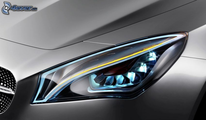 Mercedes-Benz, Reflektor