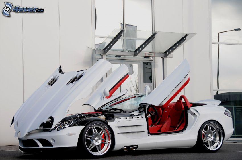 Mercedes-Benz SLR McLaren, Cabrio, Tür
