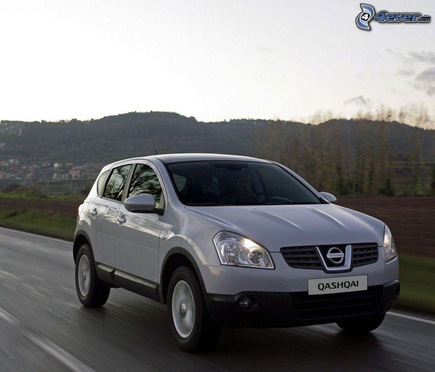 Nissan Qashqai, Geschwindigkeit