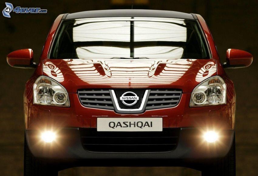 Nissan Qashqai, Lichter