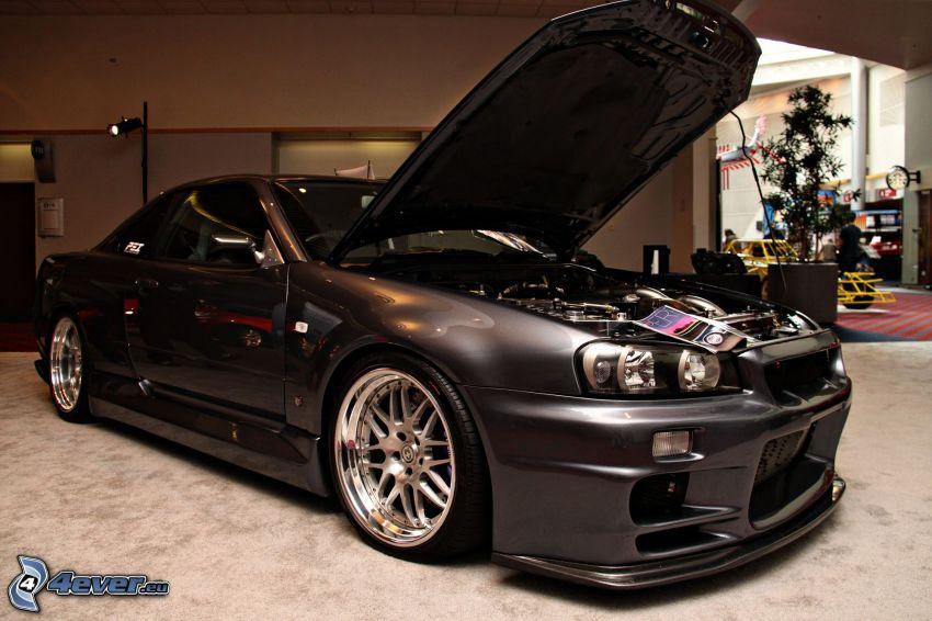 Nissan Skyline GT-R R34, Motor