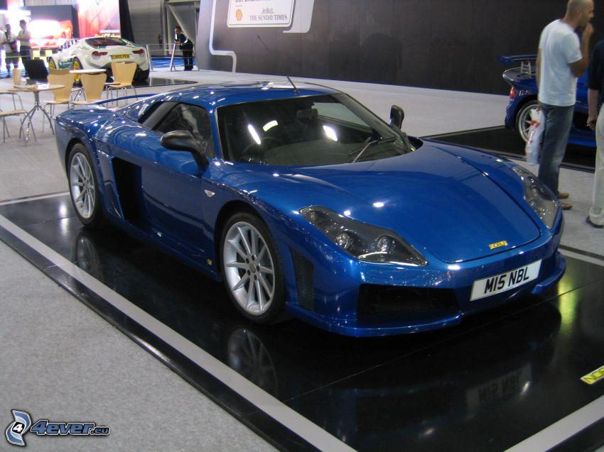 Noble M15, Ausstellung, Automobilausstellung