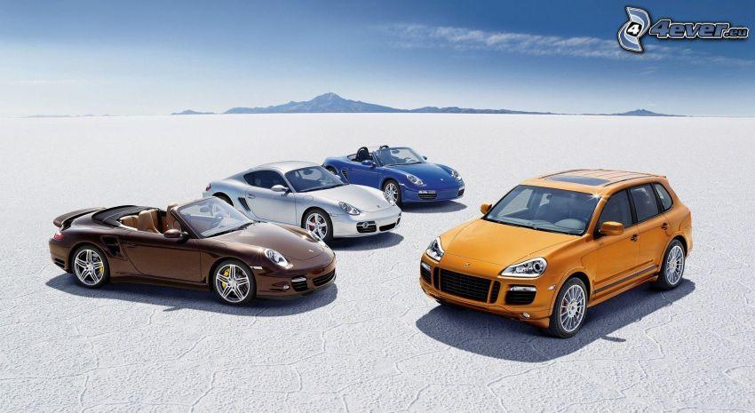 Porsche, Porsche Cayenne, Porsche 911, Cabrio