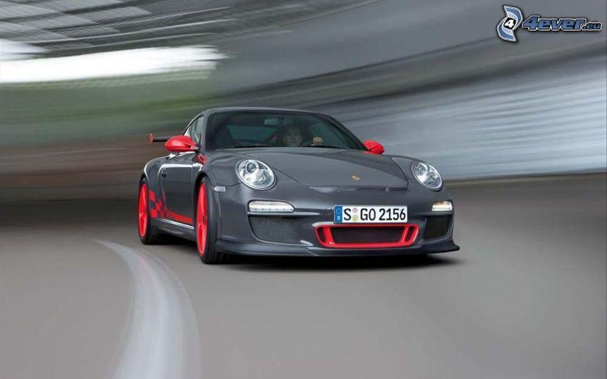 Porsche 911 GT3 RS, Geschwindigkeit