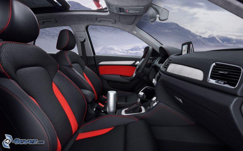 Porsche Macan, Innenraum