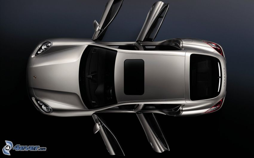 Porsche Panamera, Tür
