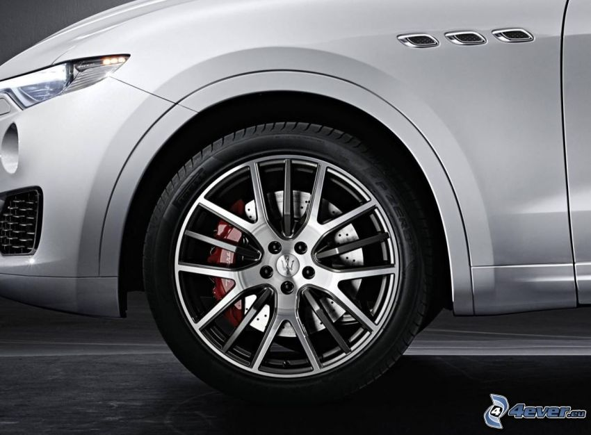 Rad, Maserati Levante