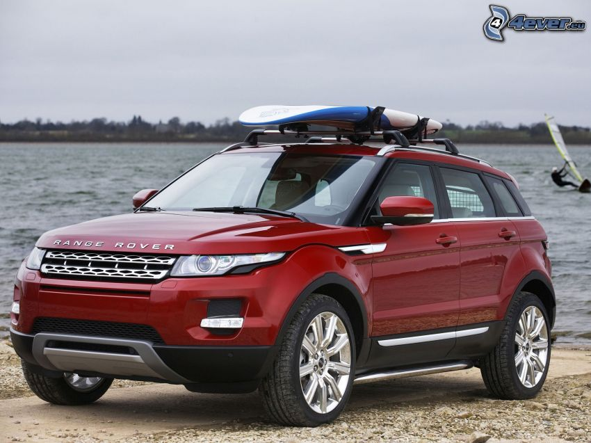 Range Rover Evoque, See