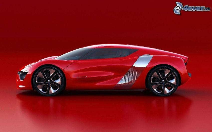 Renault DeZir, Konzept