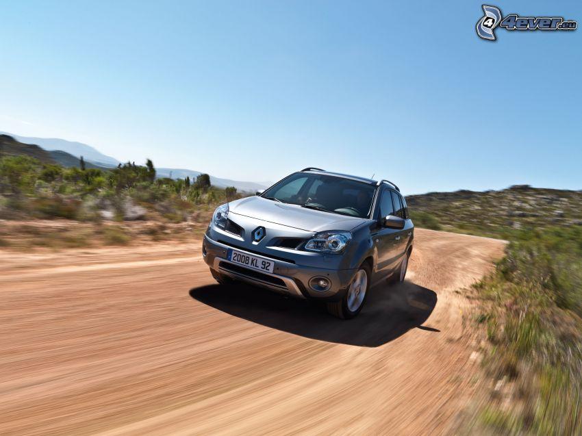 Renault Koleos, Geschwindigkeit