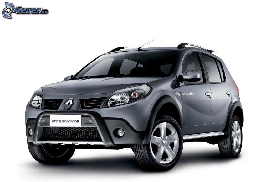 Renault Stepway, SUV