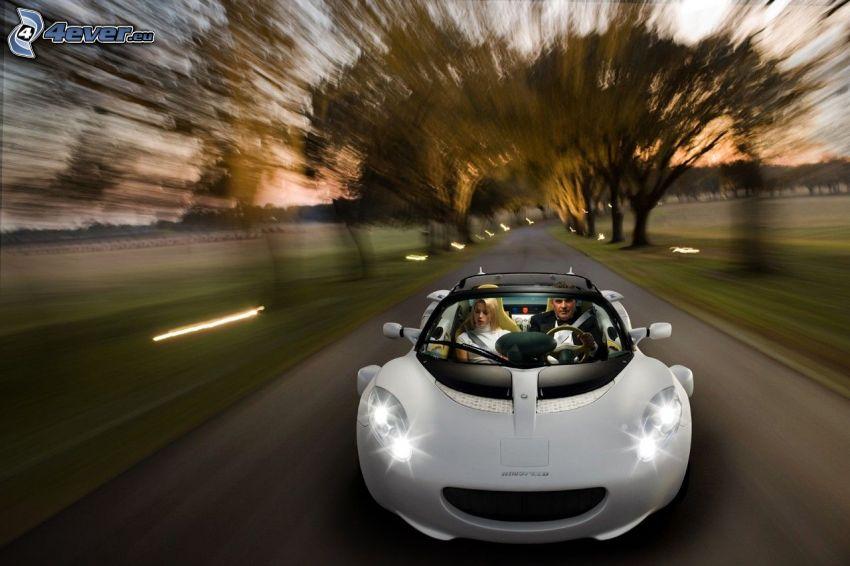 Rinspeed sQuba, Cabrio, Geschwindigkeit