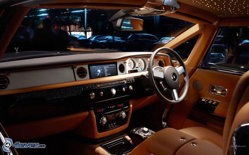 Rolls Royce Phantom, Innenraum