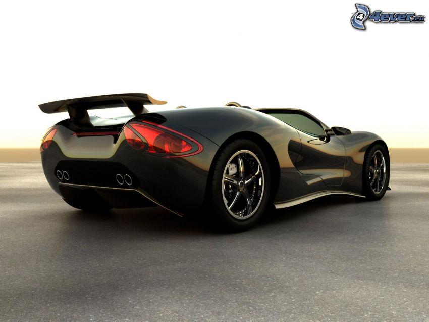 Ronn Motor Scorpion, Sportwagen
