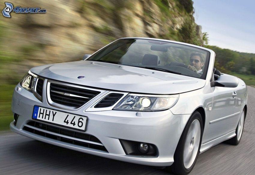 Saab 9 3, Cabrio, Geschwindigkeit
