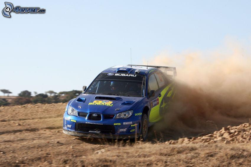 Subaru Impreza, Rallye