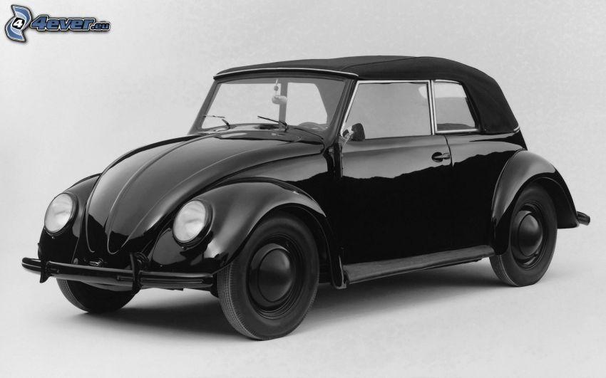 Volkswagen Beetle, Oldtimer, Cabrio