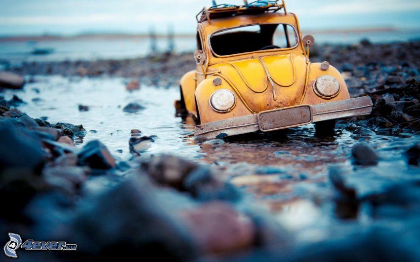 Volkswagen Beetle, Wasser