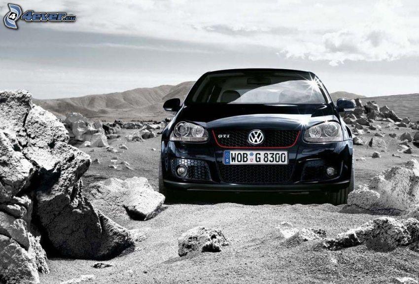 Volkswagen Golf, Felsen