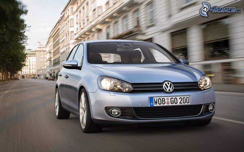 Volkswagen Golf, Geschwindigkeit