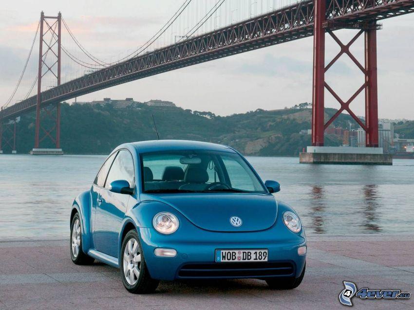 Volkswagen New Beetle, Brücke