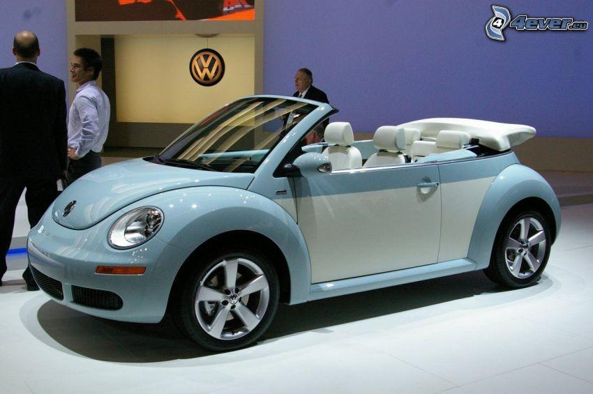 Volkswagen New Beetle Cabrio, Ausstellung