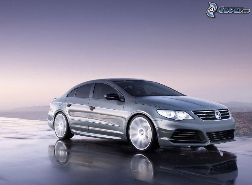 Volkswagen Passat CC, Konzept