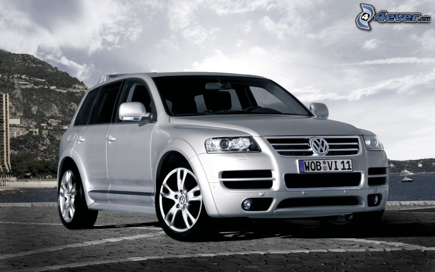Volkswagen Touareg, SUV
