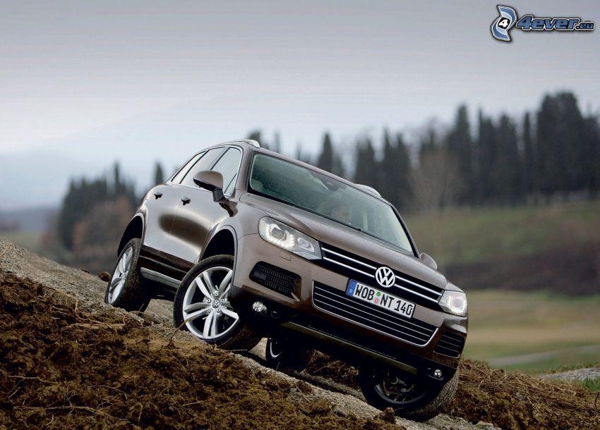 Volkswagen Touareg, Ton
