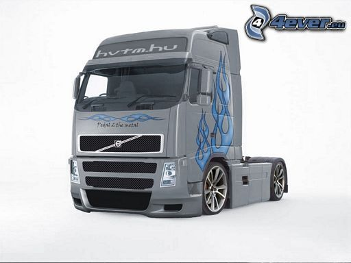 Volvo, Hintergrund