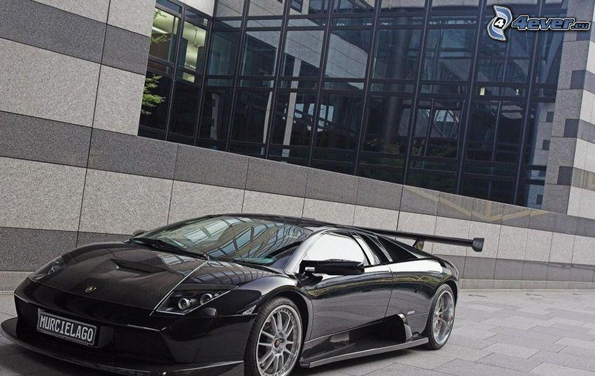 Lamborghini Murciélago, Gebäude