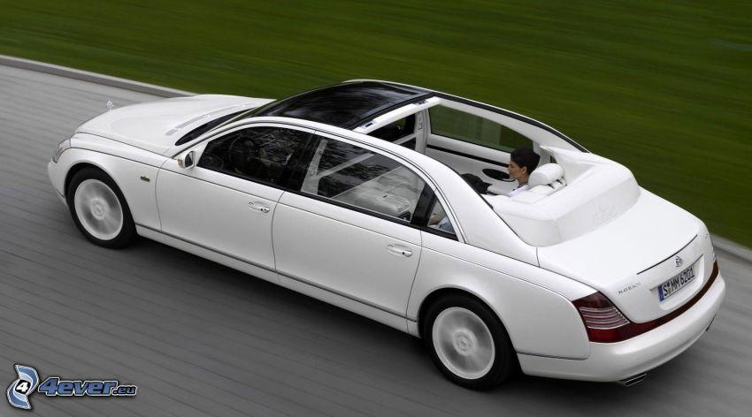 Maybach, Cabrio, Geschwindigkeit