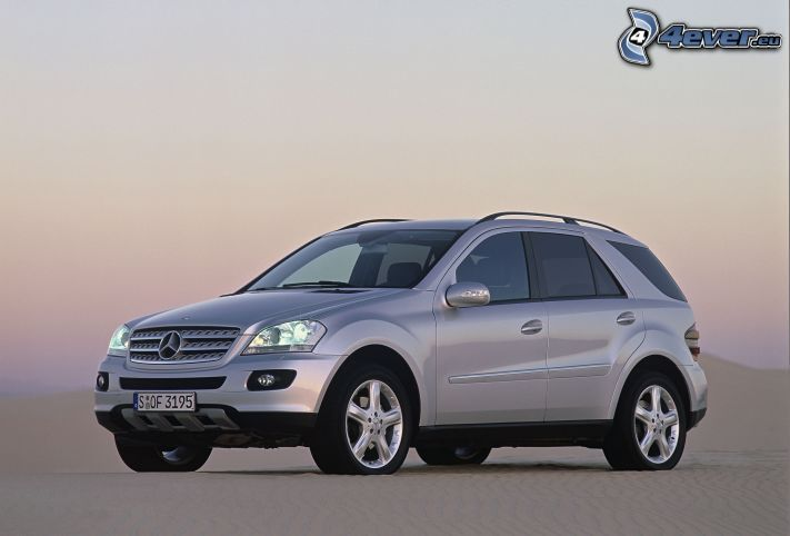 Mercedes ML, SUV