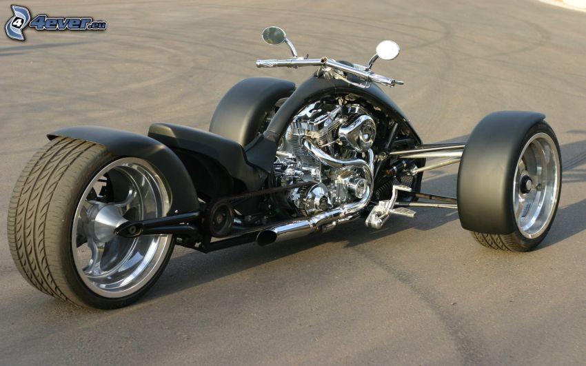 Harley-Davidson, Dreirad