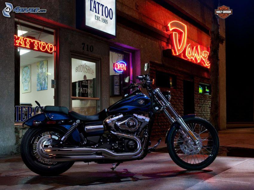 Harley-Davidson, Gebäude