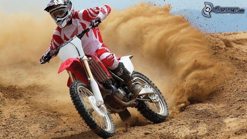 Honda CRF 250, motocross