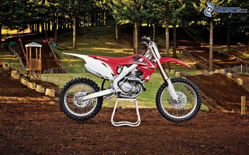 Honda CRF 450, motocross