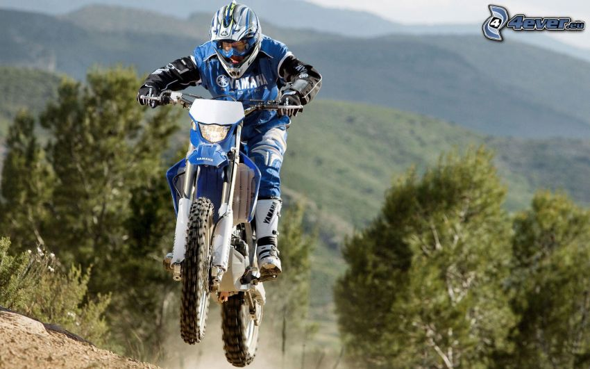 motocross, Yamaha