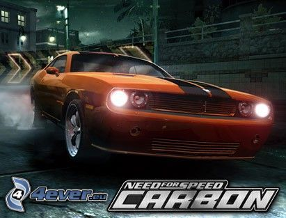 Need For Speed - Carbon, Dodge Challenger