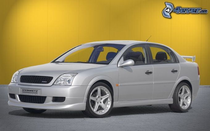 Opel Vectra, tuning