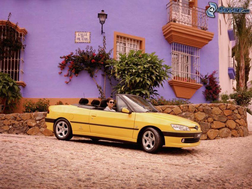 Peugeot 306, Cabrio, Haus
