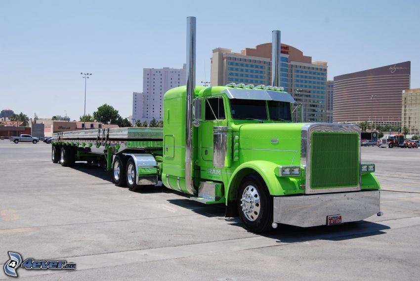 amerikanischer Truck