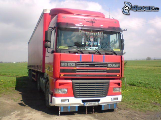 DAF 95XF SCP, LKW