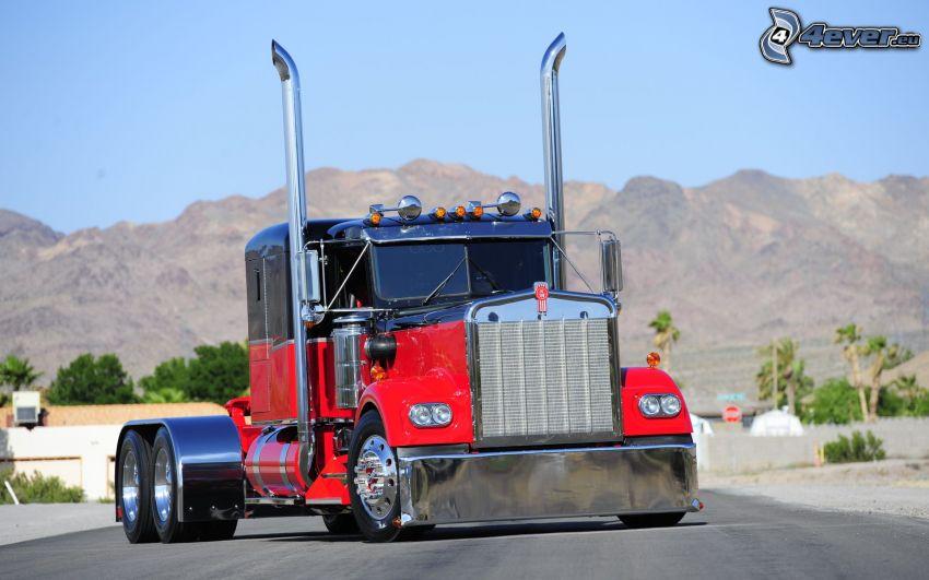 Kenworth K100, amerikanischer Truck