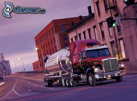 LKW, Tankwagen