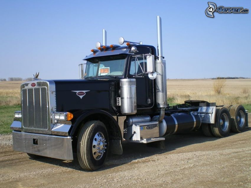 Peterbilt 379, amerikanischer Truck
