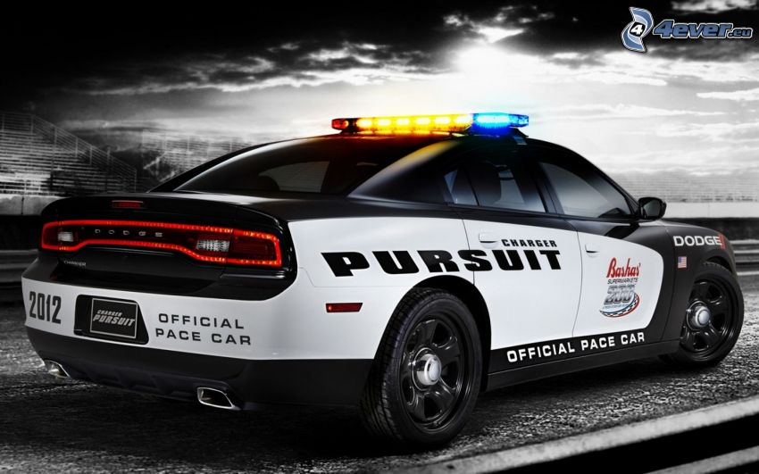 Polizeiauto, Dodge
